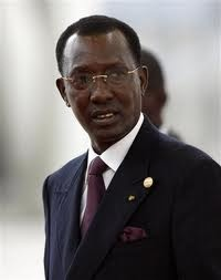 President of Chad Idriss Deby