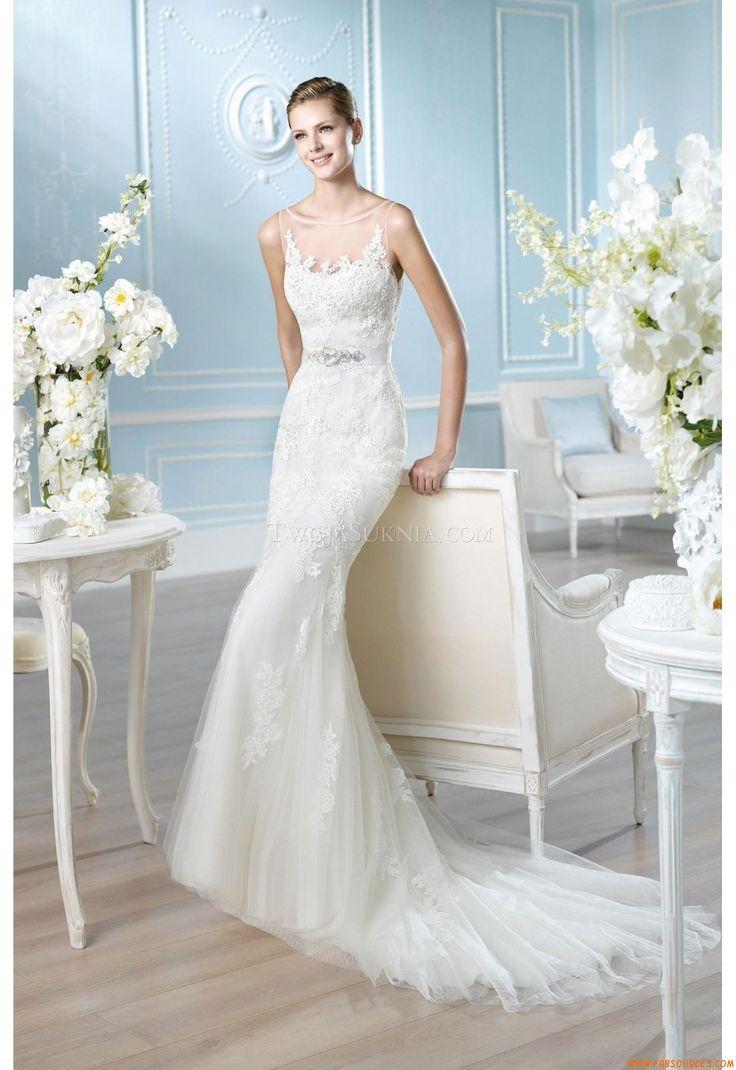 213 besten Robe de mariage haut couture Bilder auf Pinterest ...