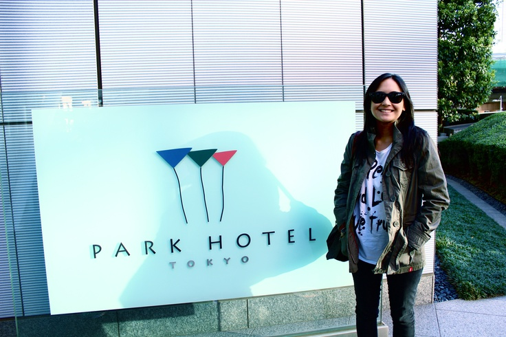 Park Tokyo Hotel, Shimbashi,Shiodome, Tokyo 2011/2012