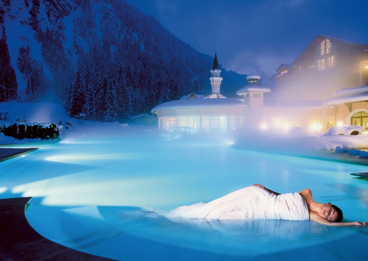 Once upon a time... Cinderella Castle at Traumhotel ... liebes Rot-Flüh in Austria - http://www.rotflueh.com/it/