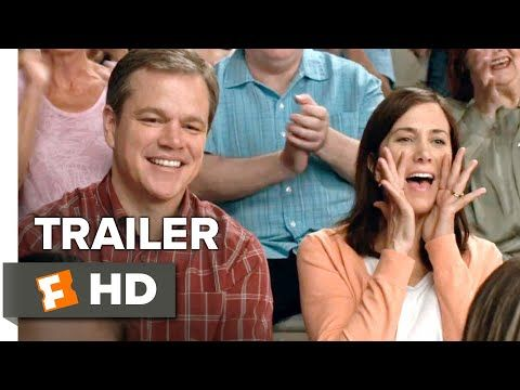 New Movies Today-Downsizing Trailer