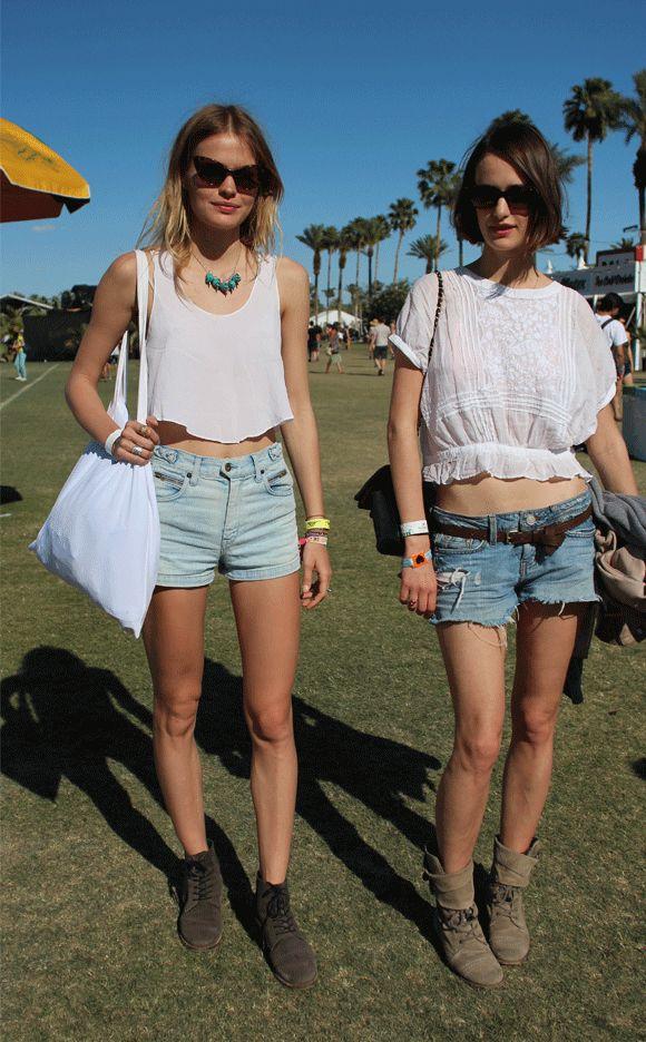 Coachella: Festival Fashion