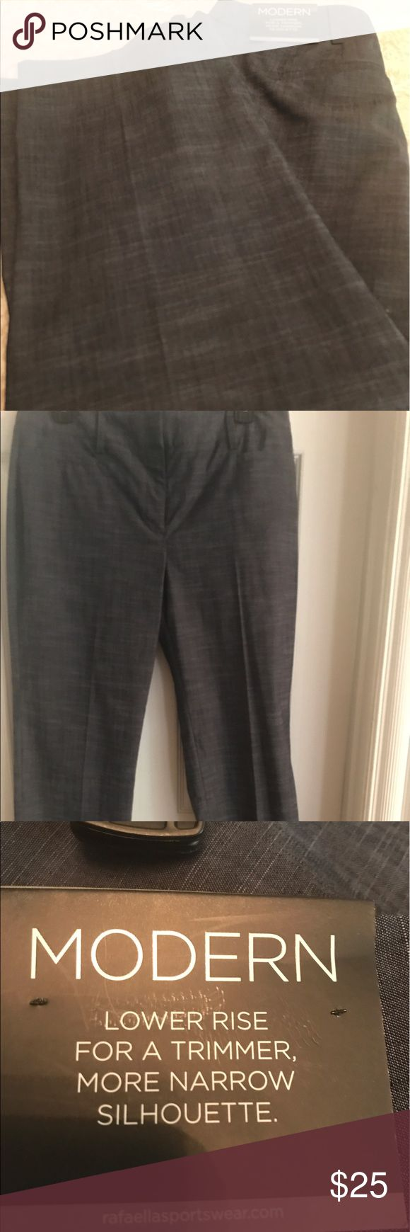 Capris NWT great to dress up for work Rafaella Pants Capris