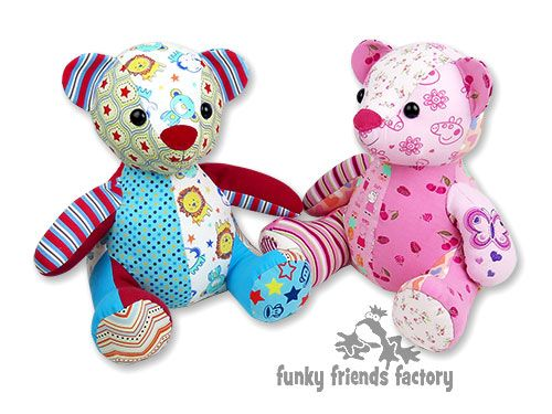 Toy-making TIPS & TUTORIALS | Funky Friends Factory