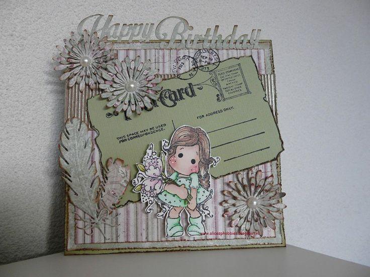 Noor! Design stempel Postcard Stamps 6410/0031 door Elles Spaapen