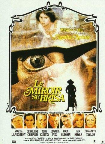 Le miroir se brisa (1980) - Guy Hamilton - Angela Lansbury, Elizabeth Taylor, Tony Curtis