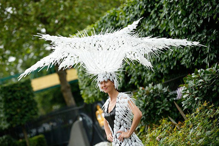 Фотогалерея: Женский день на скачках в Аскоте - Новости Mail.Ru