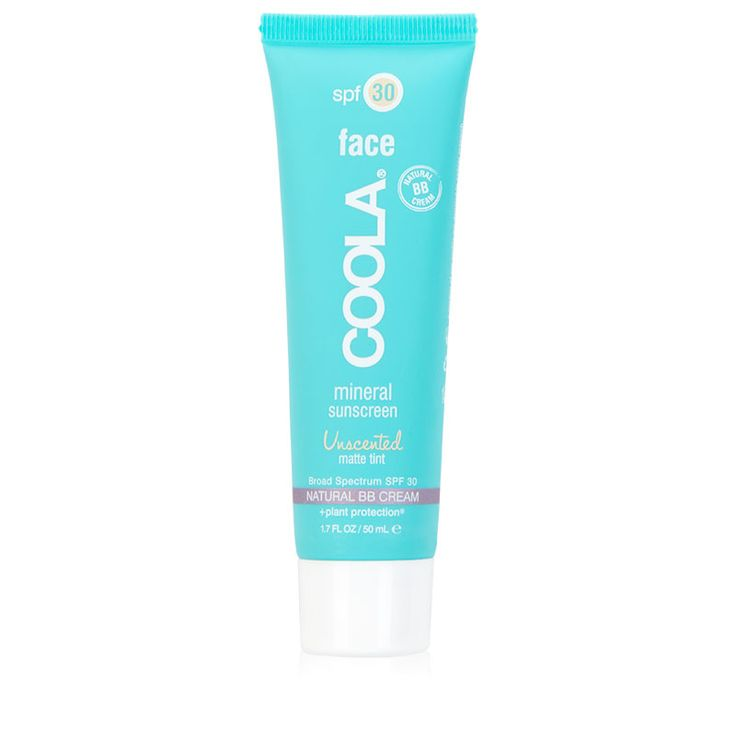 COOLA Mineral Face Matte Tint SPF 30 - Unscented Image 1