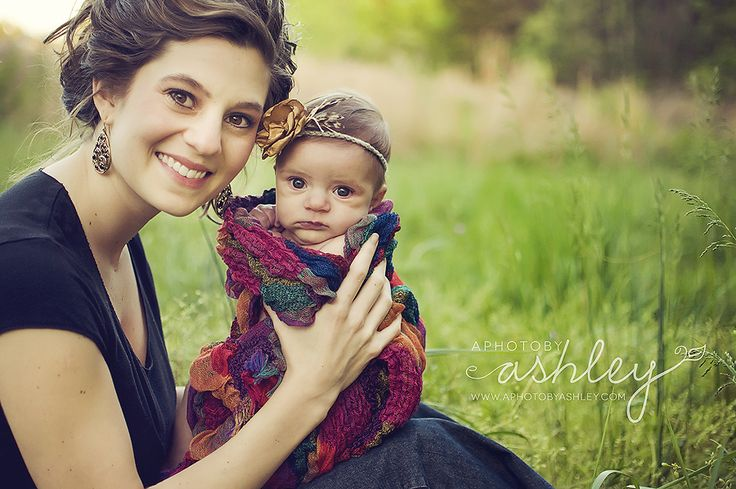 3 Month Old Session - Photographer @Ashley Walters Walters Walters Turner of A Photo by Ashley