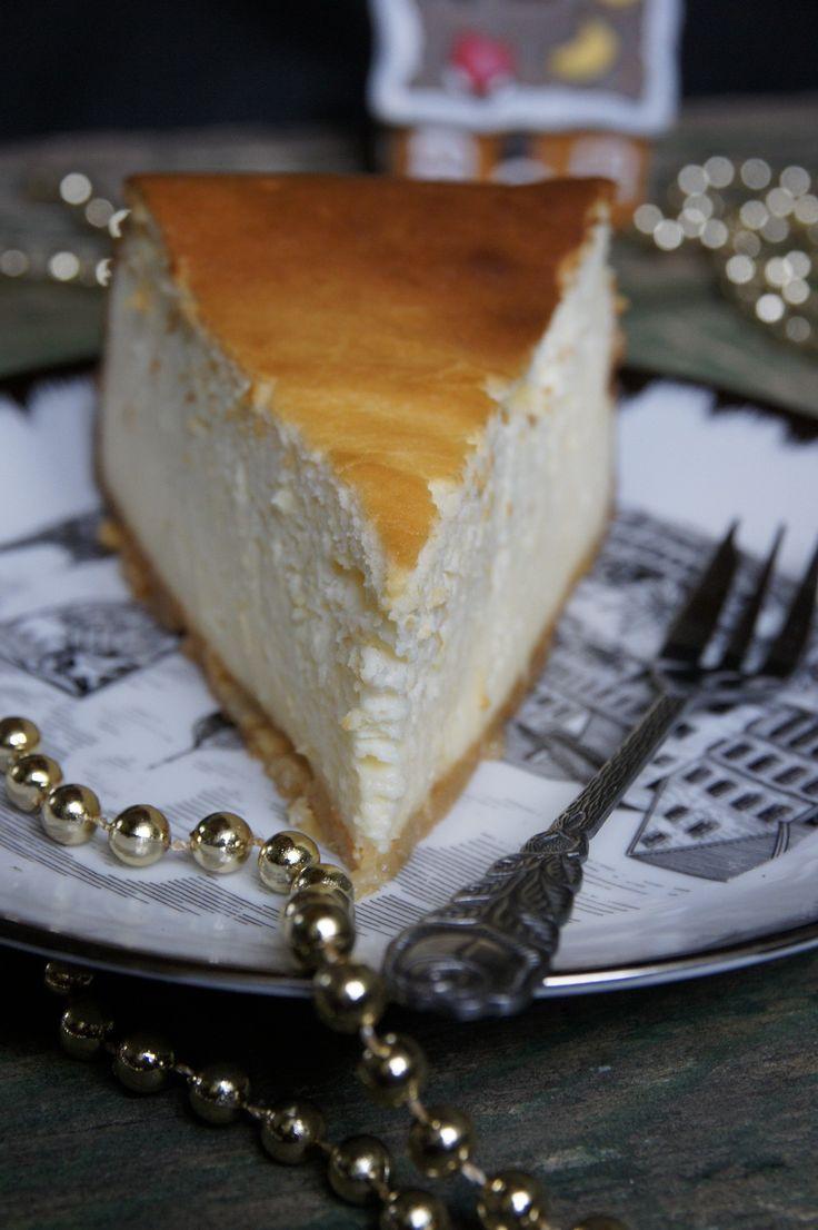 Cheesecake Christmas. /Sernik świąteczny .