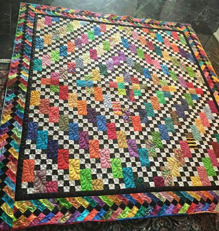 38 best images about Scrap quilts on Pinterest | Pinwheels, Red ... : quilt leaders - Adamdwight.com