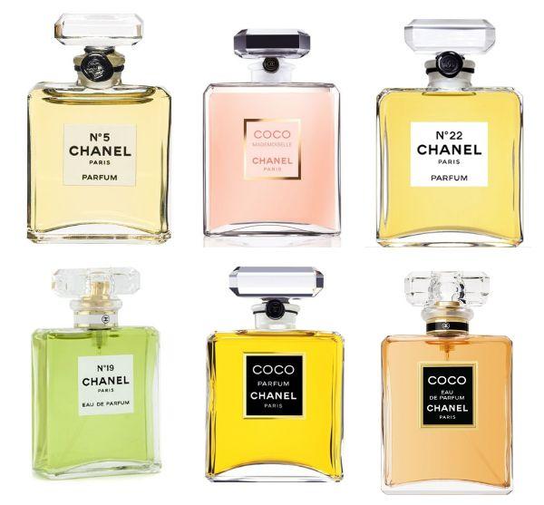 Les 173 Meilleures Images Du Tableau Parfums Chanel Sur