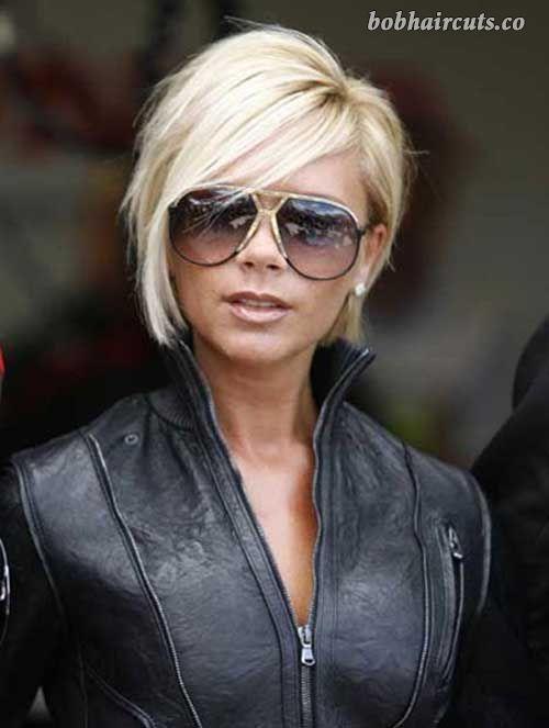 15 Victoria Beckham Blonde Bob Hairstyles - 10 #CelebrityBobs