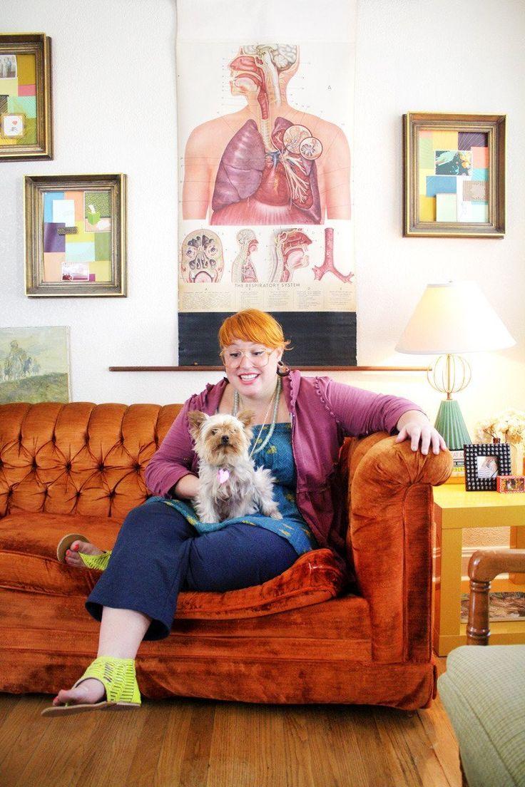 Christi's Creative & Crafty Austin Apartment — House Tour