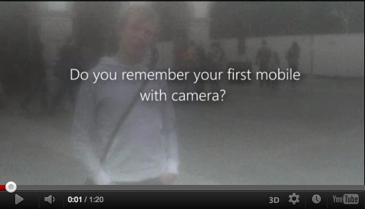 Man, when cell phone cameras first came out, it was like, revolutionary. People today use photo filter apps to get their pics looking like they did back in the day. With Pixel Heritage via Virgin Mobile Poland, you can give your pictures taken today the retro flair of your first cell phone camera. It's only [...]