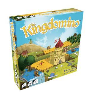 Kingdomino, un des  meilleurs jeux de l 'année