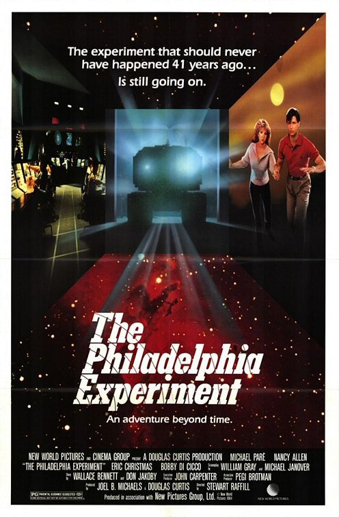 The Philadelphia Experiment - 1984
