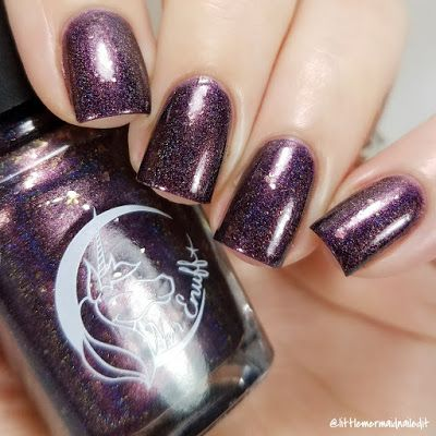 Nvr Enuff Polish Copper Carnival Collection Modern Vintage Swatches and Review
