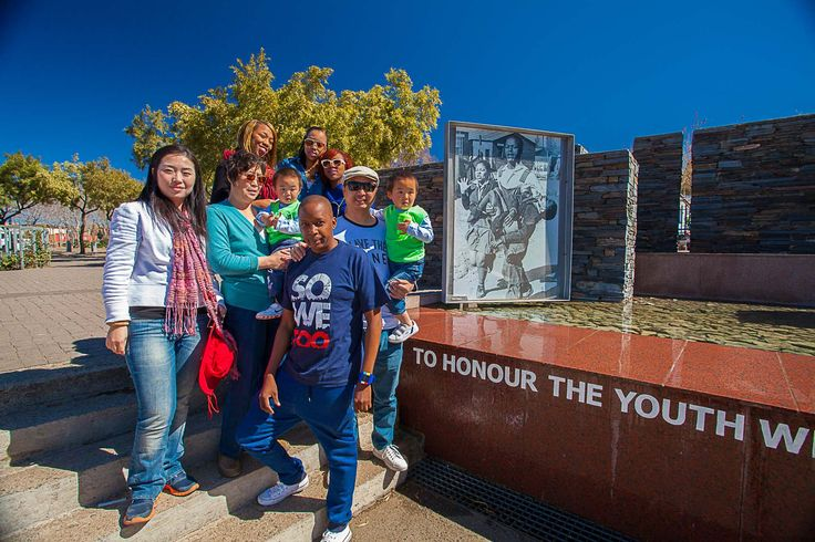 Community guides share insights into the history of Joburg's biggest township, Soweto, on our newest tour offering - the #SowetoJoziCombo tour. http://www.citysightseeing.co.za/Soweto.php