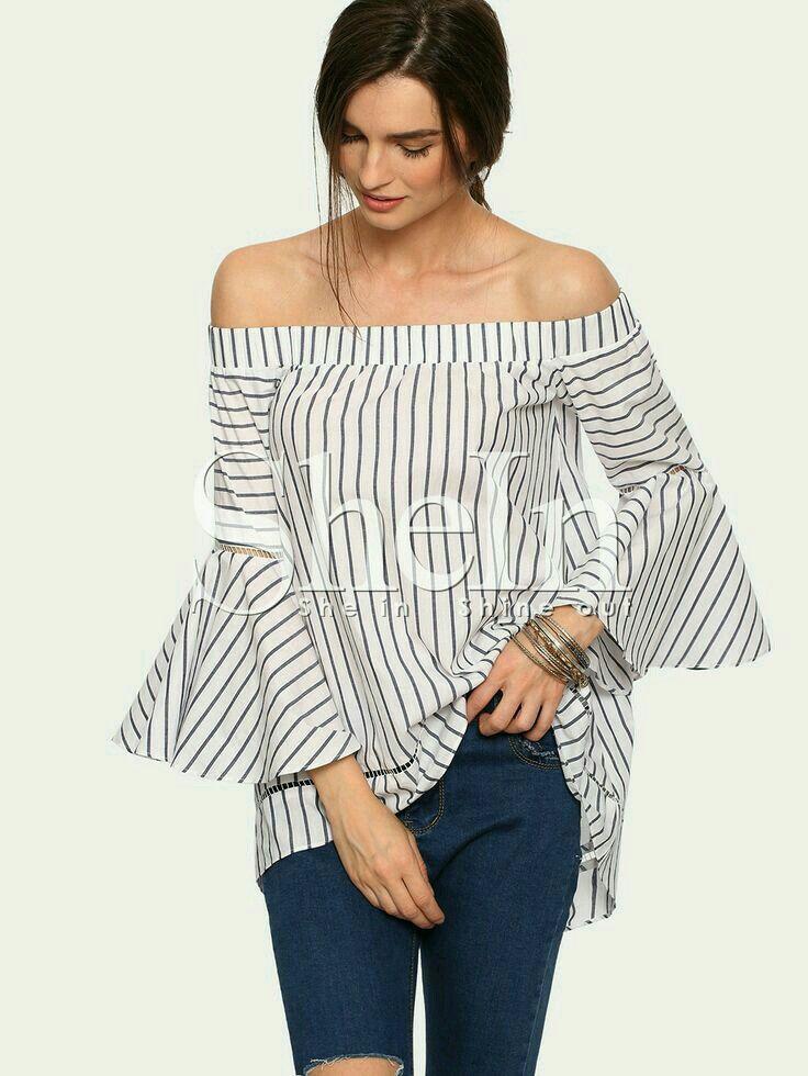 Muito linda esta blusa, amei.