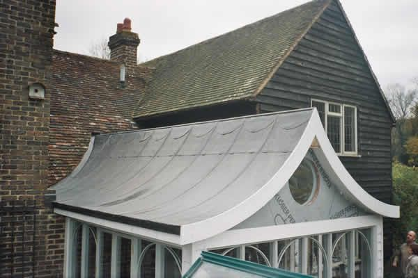 Leadwork and Roofing Projects Kent Surrey Sussex London