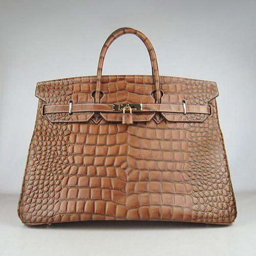 0c6220e6fa3 ... get hermes birkin bag crocodile brown golden for sale 76be2 4a252 ...