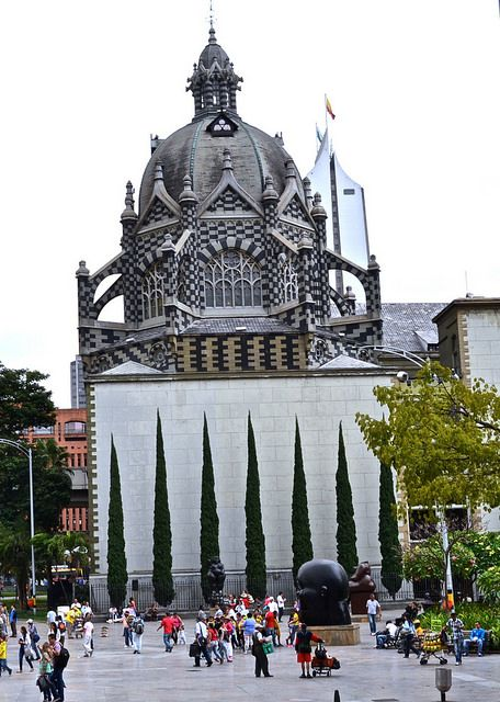 Botero Plaza   Dont Miss This Place   Medellin, Colombia - Learn Why http://travelexperta.com/2014/11/botero-plaza-dont-miss-place-medellin-colombia.html #colombia #medellin