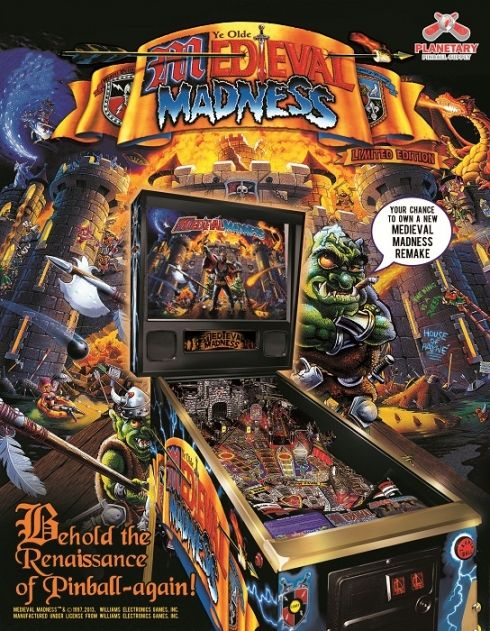 Behold The Renaissance of Pinball Again! Mr Pinball - Home