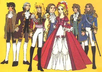 The Rose of Versailles. 1979. Tōkyō Movie Shinsha. Japan.