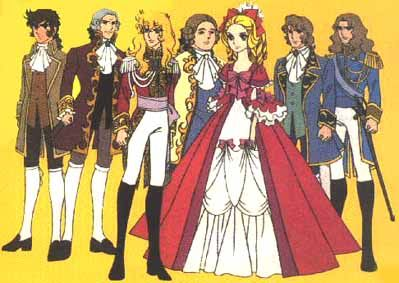 The Rose of Versailles. 1979. Tōkyō Movie Shinsha. Japan.