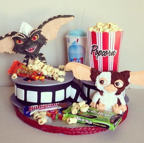 Unusual cakes inspired by movies and cartoons (26 photos) | worldrecipes