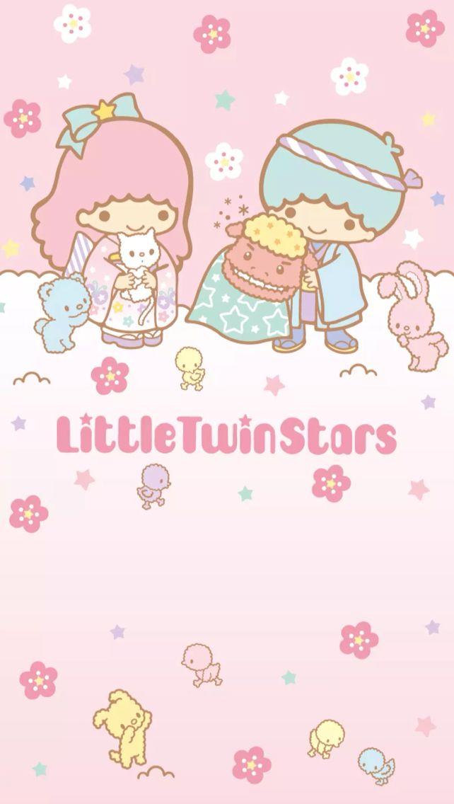 ⭐️双子星⭐️Little Twins Star⭐️