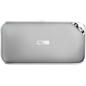 Caixa de Som Speaker BT3500W/00 Bluetooth, NFC, Aux-in, 5h de Bateria 10W - Philips 236,4