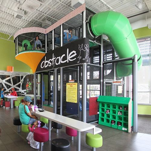 Restaurants Commercial Playgrounds Contained