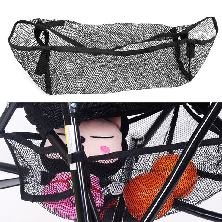 General Baby Stroller Accessories Carrying Baskets