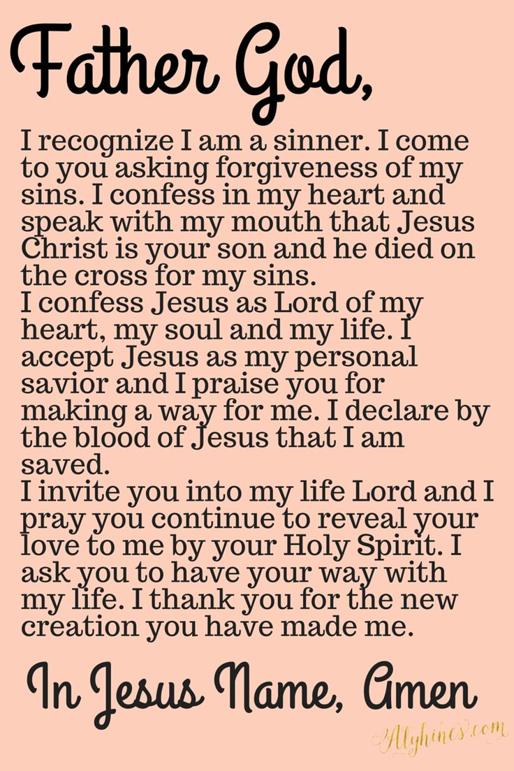 Image result for picture of the sinner's prayer