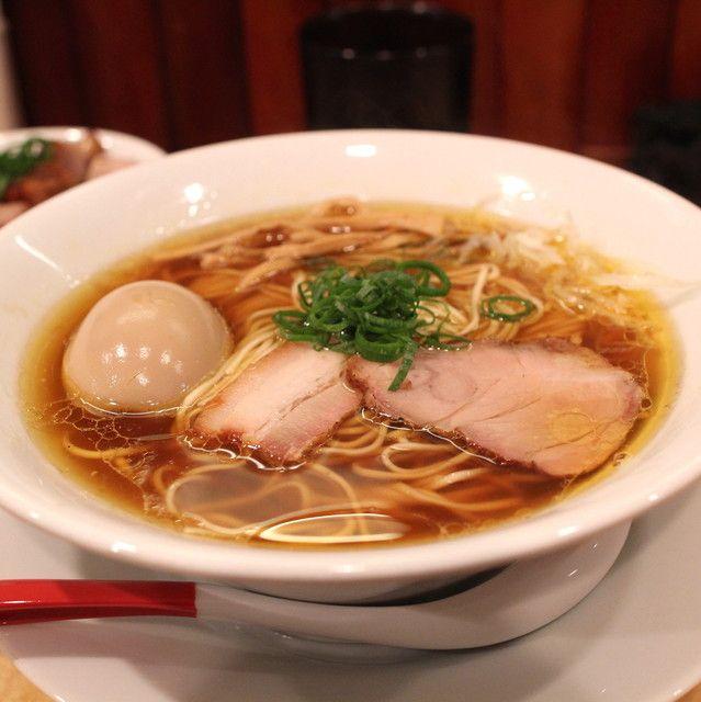Japanese Soba Noodles 蔦 (ラーメン/巣鴨) ミシュランガイド東京2016の格付けで、一つ星。