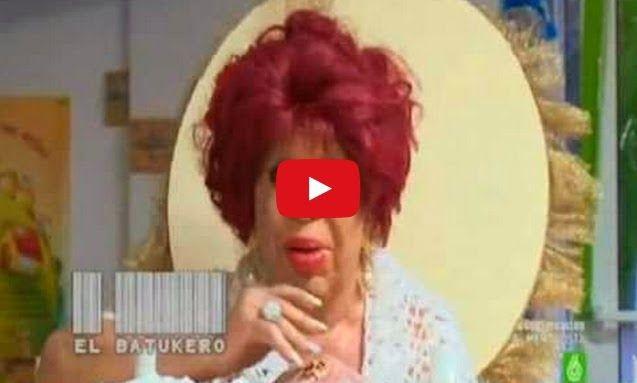 Carmen de Mairena te canta Cumpleaños Féliz - TVEstudio