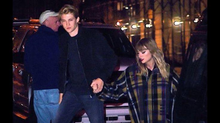 Taylor Swift and boyfriend Joe Alwyn spotting holding hands in NYC