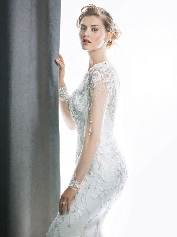 165 best Kenneth Winston images on Pinterest | Short wedding gowns ...