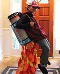 Jet Pack Illusion Costume - 2015 Halloween Costume Contest