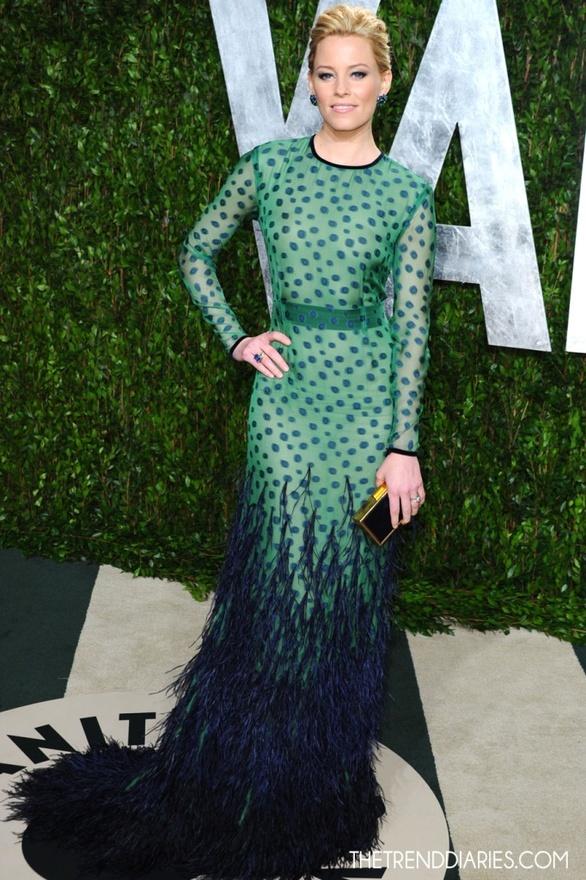 Elizabeth Banks stars