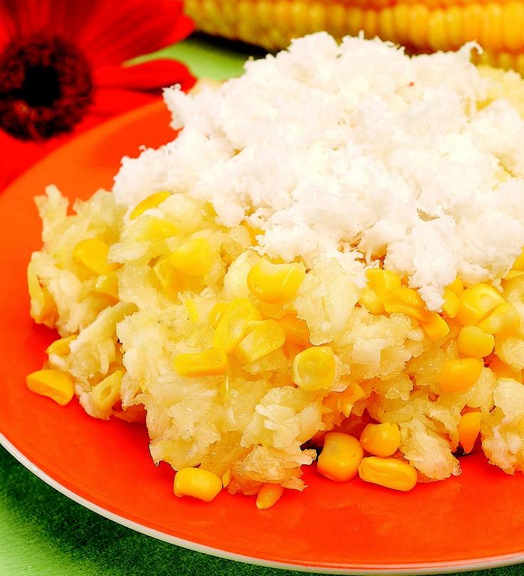 Resep sehat awut singkong jagung- Intisari Online