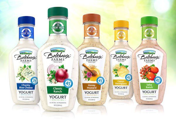 Free Bolthouse Farms Dressing!