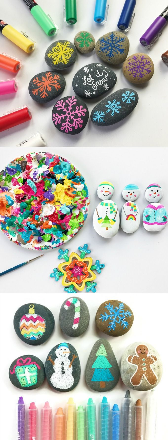 Love this easy DIY Christmas gifts for older kids to make thier friends!