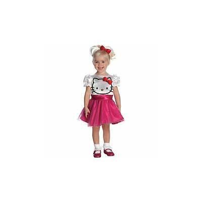 Spongebob Hello Kitty Tutu Dress Toddler Costume: - Toddler (2/4)