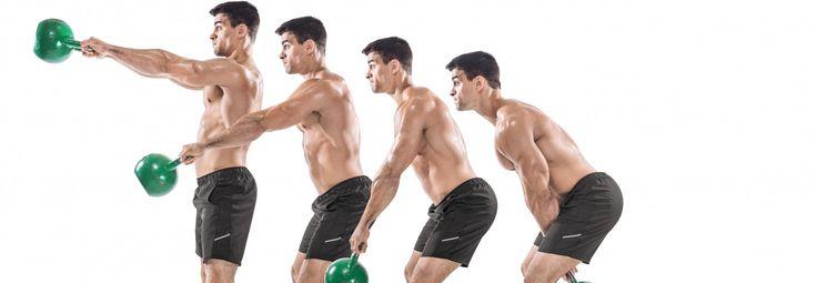 The 5 Week, 1 Kettlebell Warrior Workout thumbnail