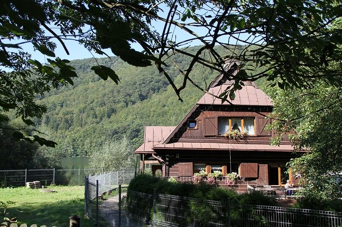 Cute Inn in Wapienica Valley in the Beskids, Bielsko-Biala, Poland