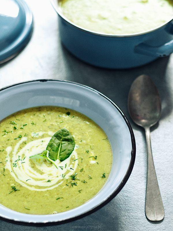 Przepis na ekspresowa zupa szczawiowa okuchnia