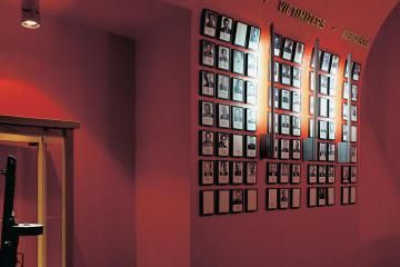 Basement - Permanent exhibition - House of Terror Museum